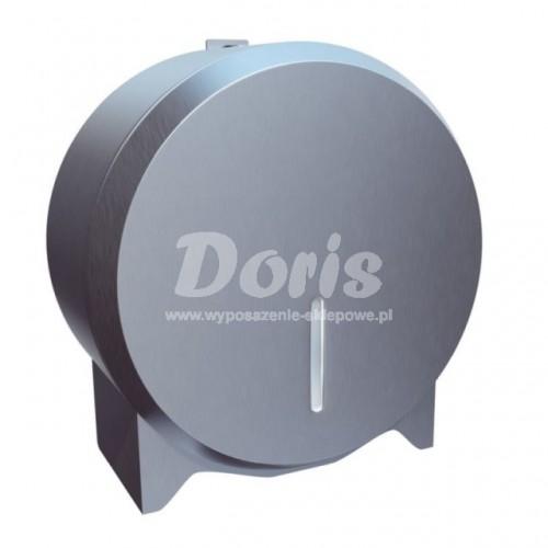 Pojemnik na papier toaletowy ze stali matowej BSM201/MER