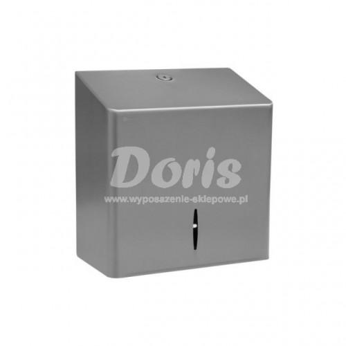 Pojemnik na papier toaletowy ze stali matowej BSM203/MER