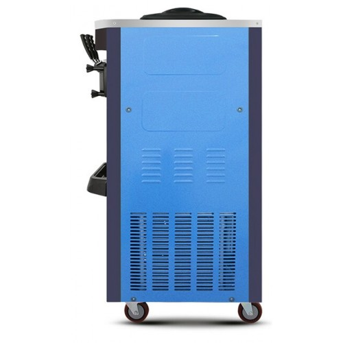 Maszyna do lodów włoskich o pojemnośći 2x5,8l RQBJ208C