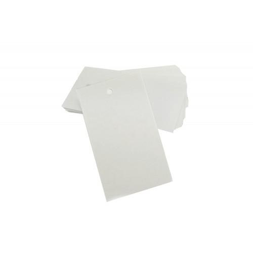 Cenówki kartonowe do odzieży - 100 sztuk 38x70-05