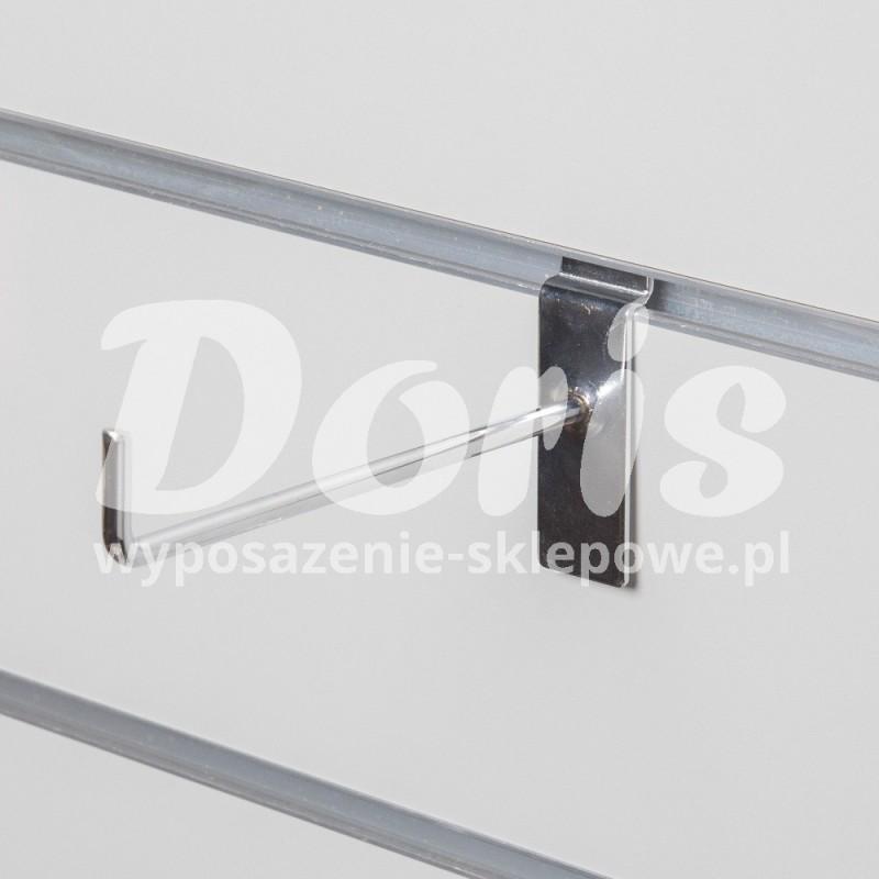 Wieszak pojedynczy o długości 10 cm SW628-D