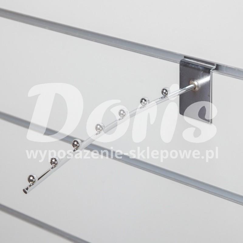 Wieszak łukowy o długości 25 cm SW639-0