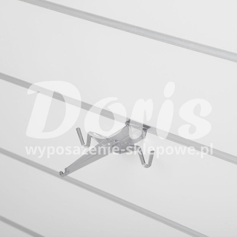 Wieszak do okularów o długości 16 cm wykonany z plexi SW623-B