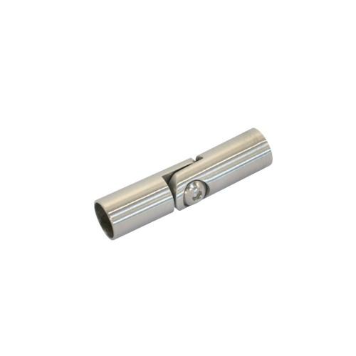 Łącznik przegubowy ze stali nierdzewnej do rury fi 12 mm PR713-0