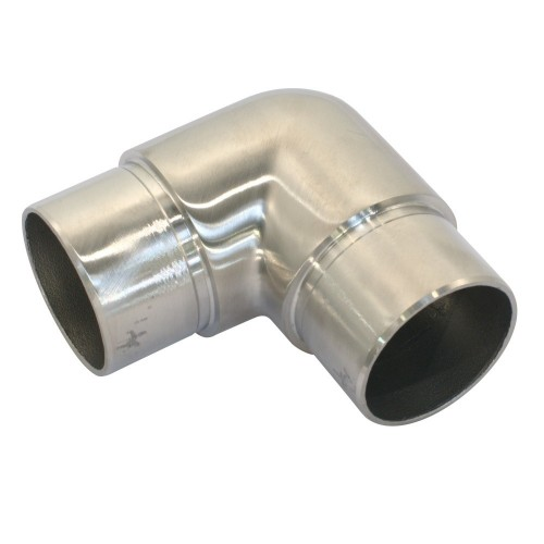 Narożnik 90 stopni ze stali nierdzewnej do fi 42.4 mm PR727-0