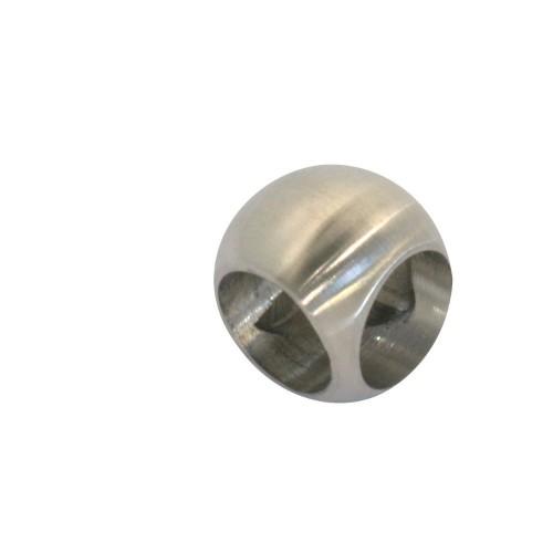 Narożnik kulowy 90 stopni ze stali nierdzewnej do fi 12 mm PR717-0