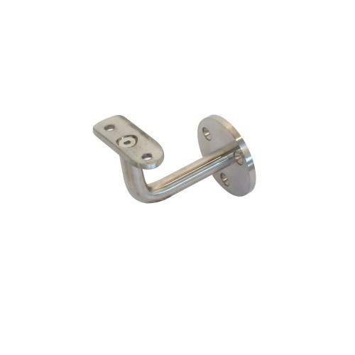 Uchwyt boczny ze stali nierdzewnej do rury fi 42.4 mm PR721-0