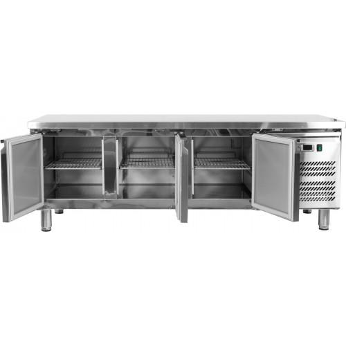 Stół chłodniczy podblatowy 317 L 3 drzwiowy YG-05259