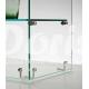 Gablota szklana o wymiarach 90x40x60 cm AL 13/ALB