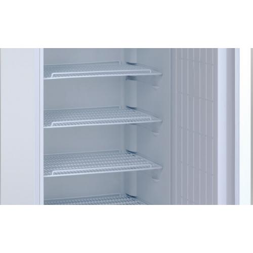 Szafa chłodnicza pełna, zapleczowa do gastronomii, sklepu, o poj. 319 litrów, wym. 545x585x1780mm RES/KK 366
