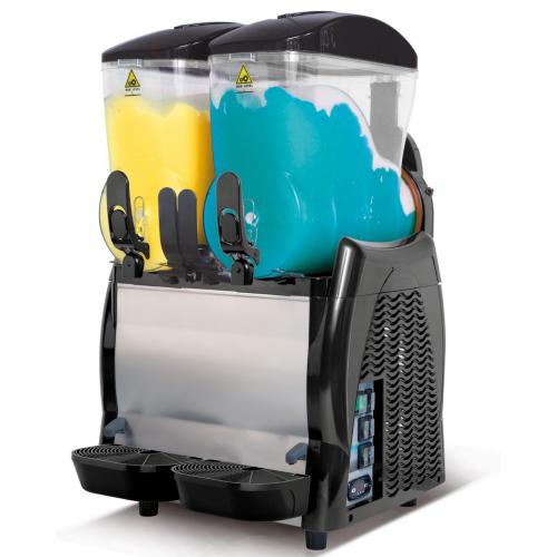 Granitor, urządzenie do napojów lodowych 2 x 12l S12-2 TWIST
