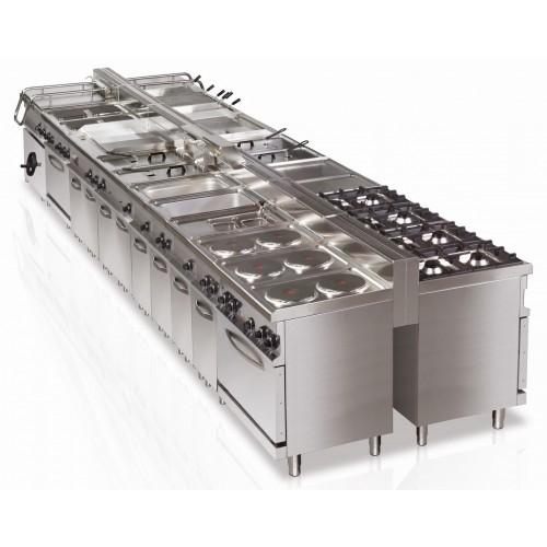 Makaroniarka elektryczna nastawna 3 kW EMH711-S
