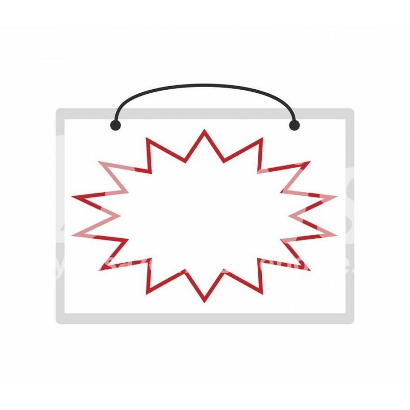Tabliczka laminowana A5 bez napisu A5-19