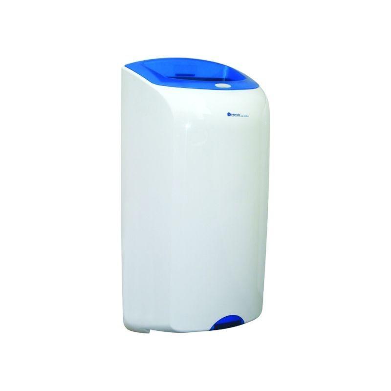 Kosz otwarty wiszący w kolorze niebieskim o pojemności 40 litrów KTN101/MER