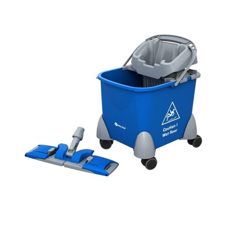Wózek do sprzątania jednowiadrowy z wiadrem o pojemności 20 litrów HFW103/MER