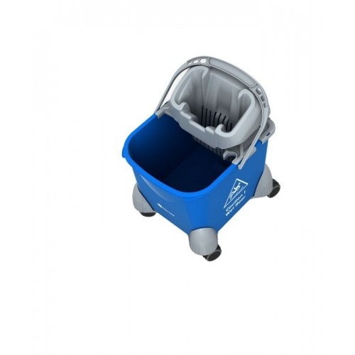 Wózek do sprzątania jednowiadrowy z wiadrem o pojemności 20 litrów HFW103