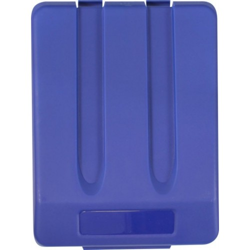 Pokrywa do kosza o pojemności 33 litrów w kolorze niebieskim KJN906