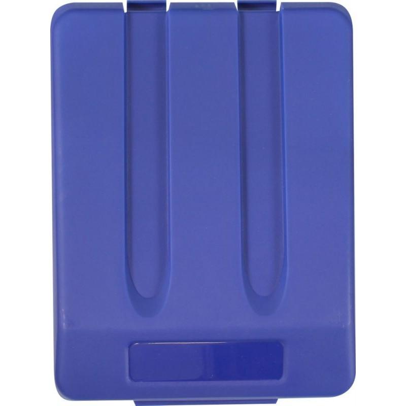 Pokrywa do kosza o pojemności 33 litrów w kolorze niebieskim KJN906/MER
