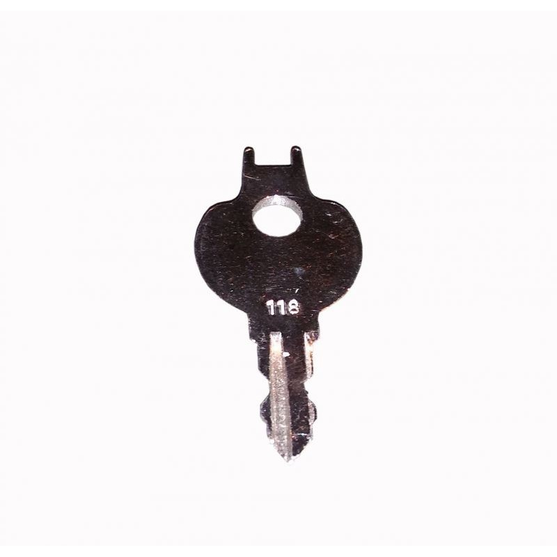 Kluczyk do urządzeń stalowych D26/PZ3/PT9 ZD004