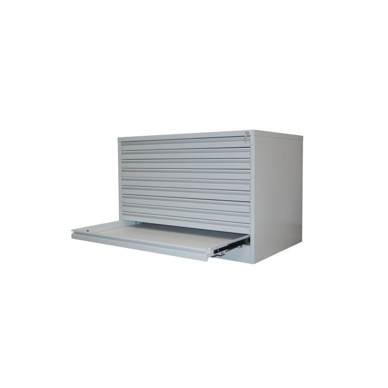 Szafa kartotekowa 131,5 cm TG-SDK-A0/10S
