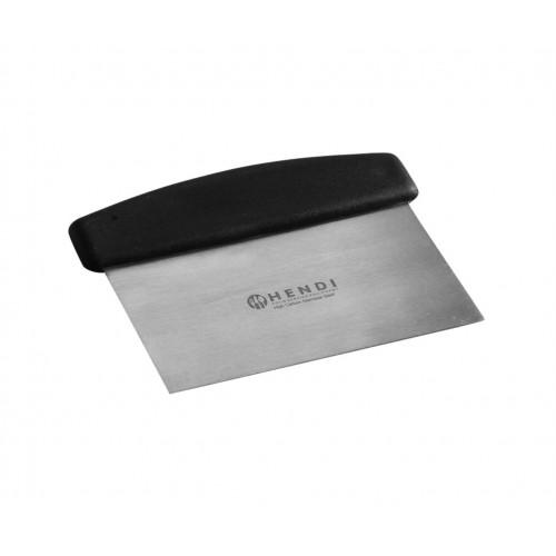 Nóż do porcjonowania ciasta ze stali nierdzewnej z rączką z polipropylenu HEN/855751