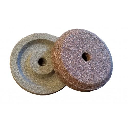 Komplet kamieni ostrzący i gładzący do krajalnicy Włoskiej Mistro typ GS, serwis, części