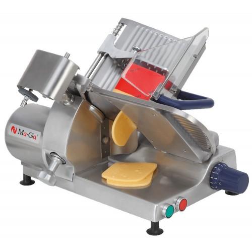Krajalnica do sera 310p2T sklepu, gastronomii Ma-Ga o średnicy noża 250 mm