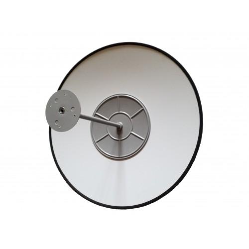 Lustro akrylowe nietłukące do sklepu, magazynu, trójkątne o wymiarach 30x30x38 cm
