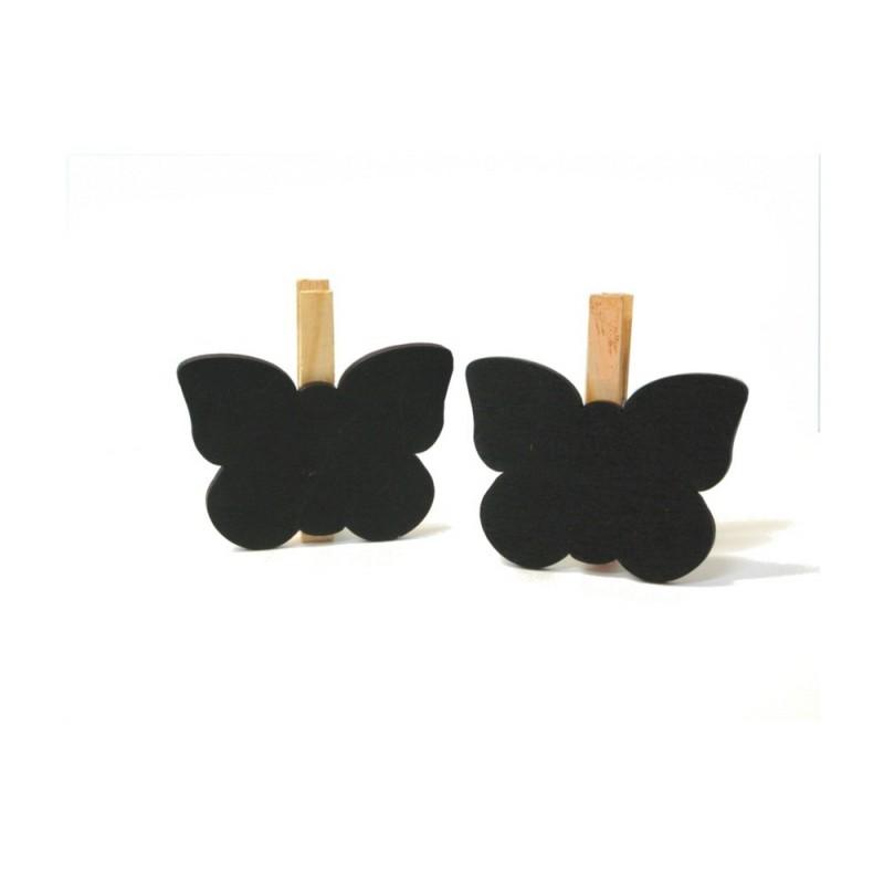 Mini tabliczka kredowa w kształcie motylka-motylek