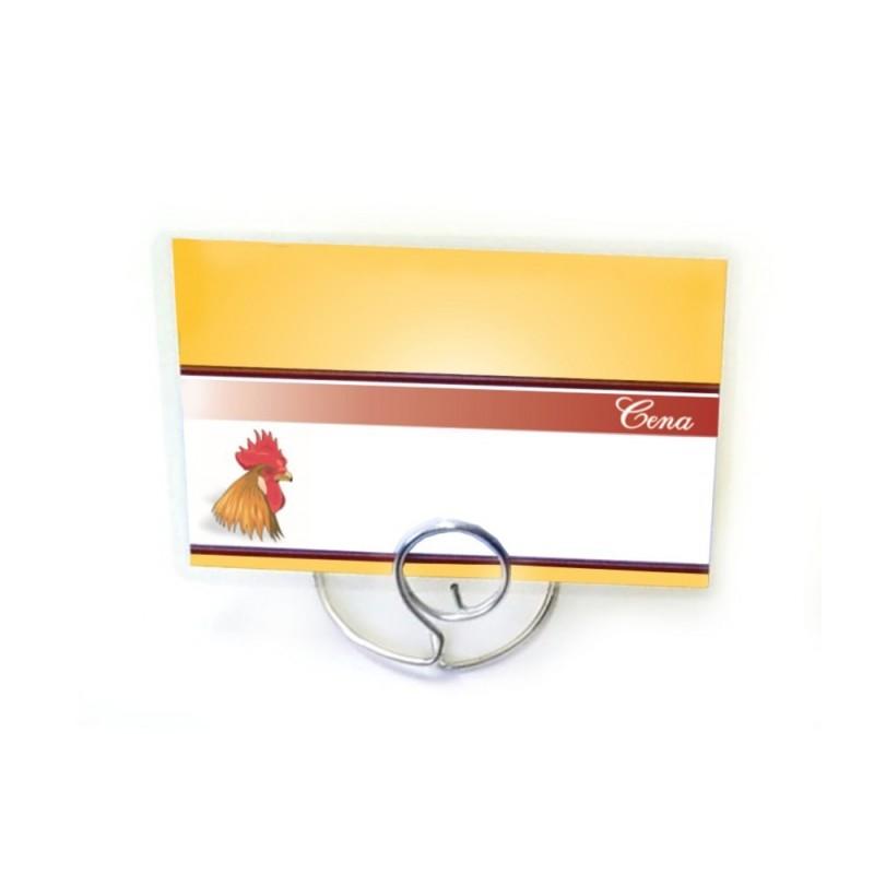 Etykiety cenowe laminowane MIĘSO / DRÓB o wymiarach 65x95 mm CE0042