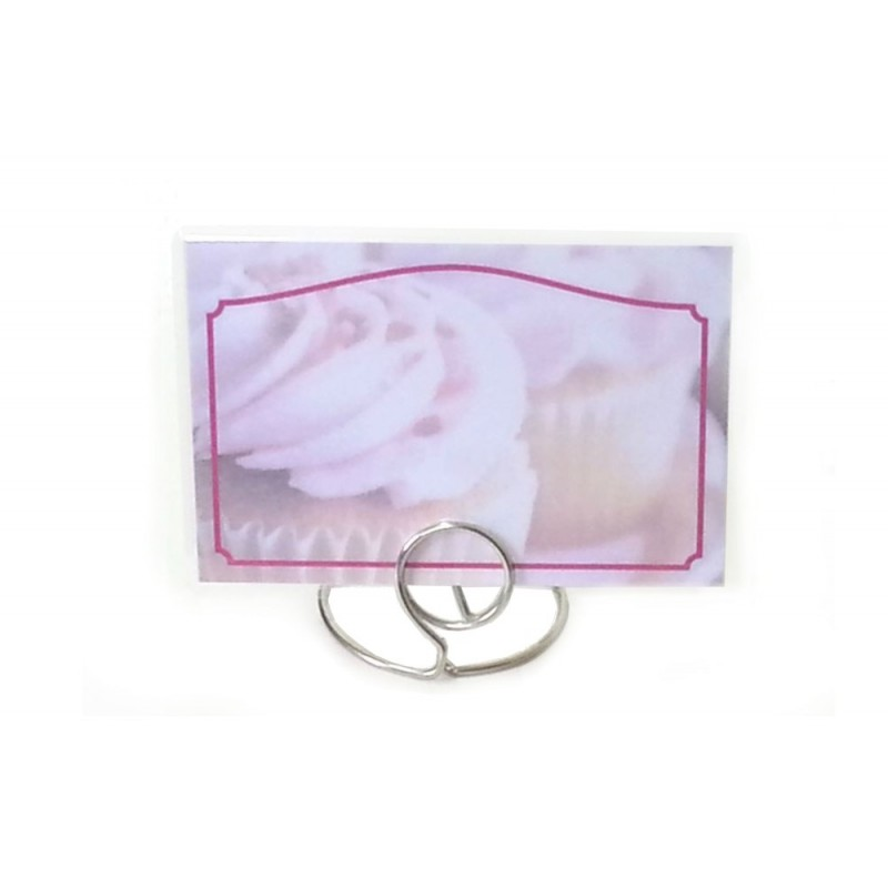 Etykiety cenowe laminowane CUKIERNIA o wymiarach 65x95 mm CE0056