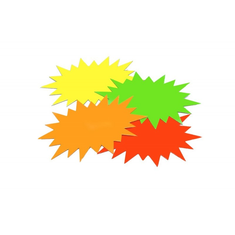 Gwiazdki promocyjne CE0001/CE0002/CE0003/CE0004