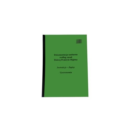Dokumentacja sanitarna-gastronomia DAK-2-a