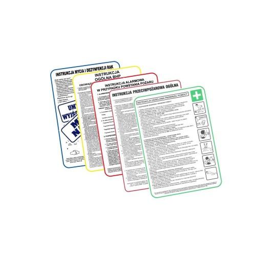 Zestaw instrukcji obligatoryjny dla każdej firmy