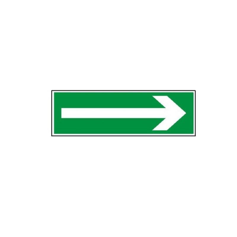 """Znak """"Kierunek drogi ewakuacyjnej"""" TA0121"""