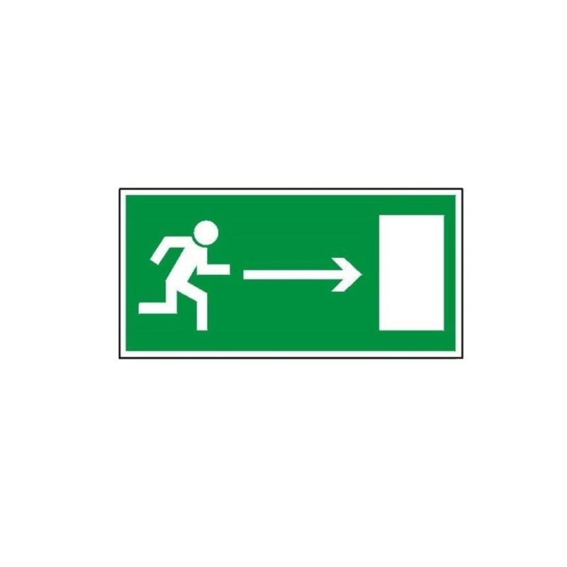 """Znak """"Kierunek do wyjścia drogi ewakuacyjnej"""" TA0120"""