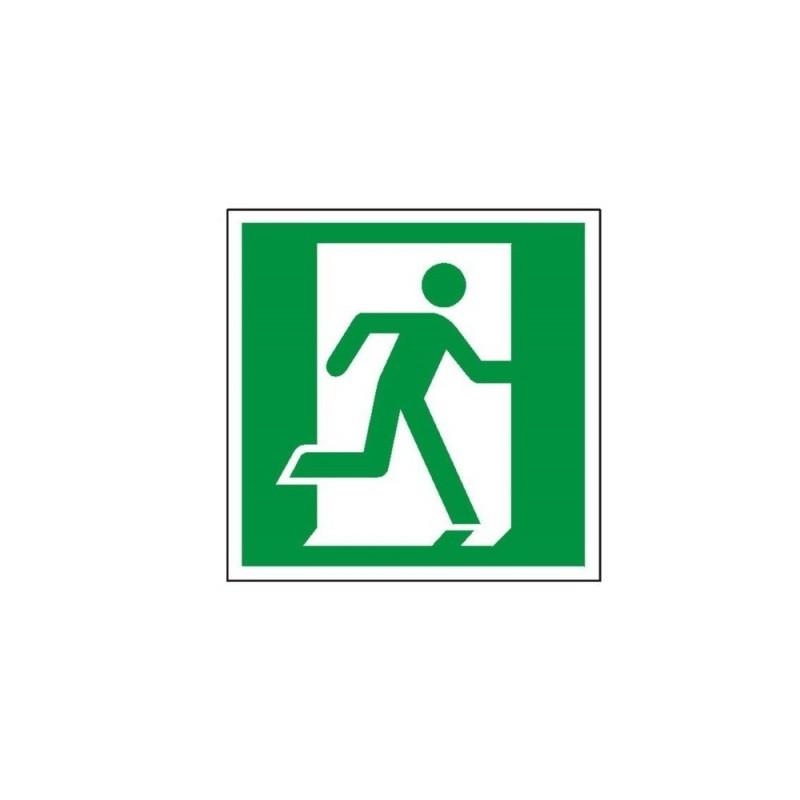 """Znak """"Drzwi ewakuacyjne w prawo"""" TA0131"""