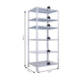 Obciążenie półki do 150 kg