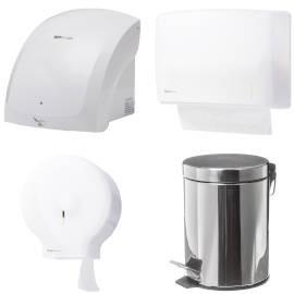 Wyposażenie toalet