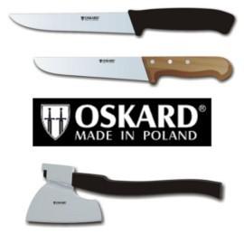 Noże Oskard