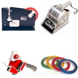 Akcesoria pakowe i aplikatory etykiet