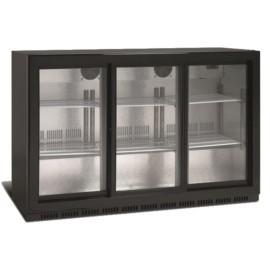 Barowe szafy chłodnicze